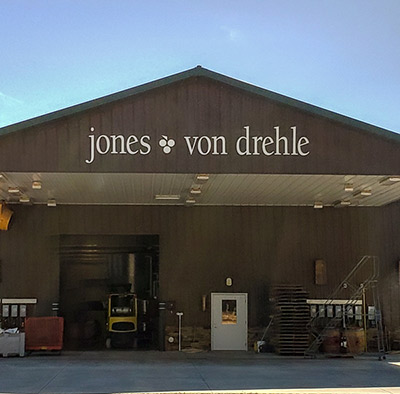 Jones Von Drehle Barrel Room