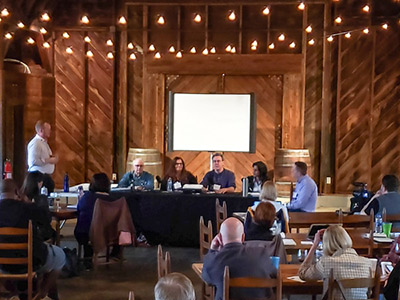 NCWine Summit Panel 2