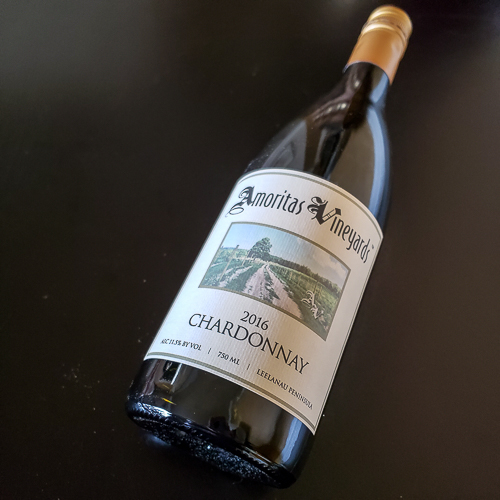 Amoritas Vineyards Chardonnay