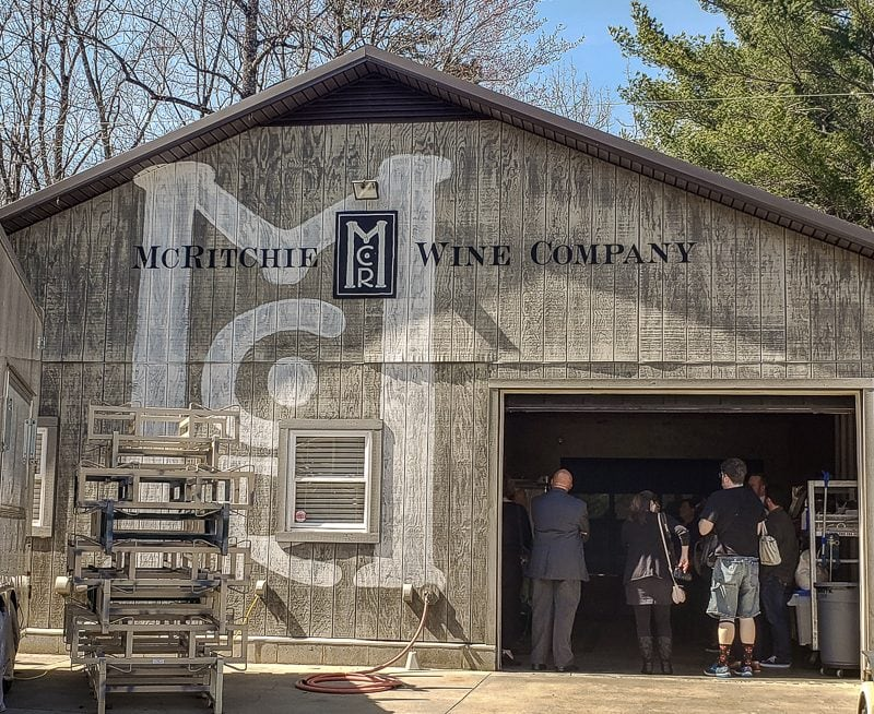 McRitchey Winery