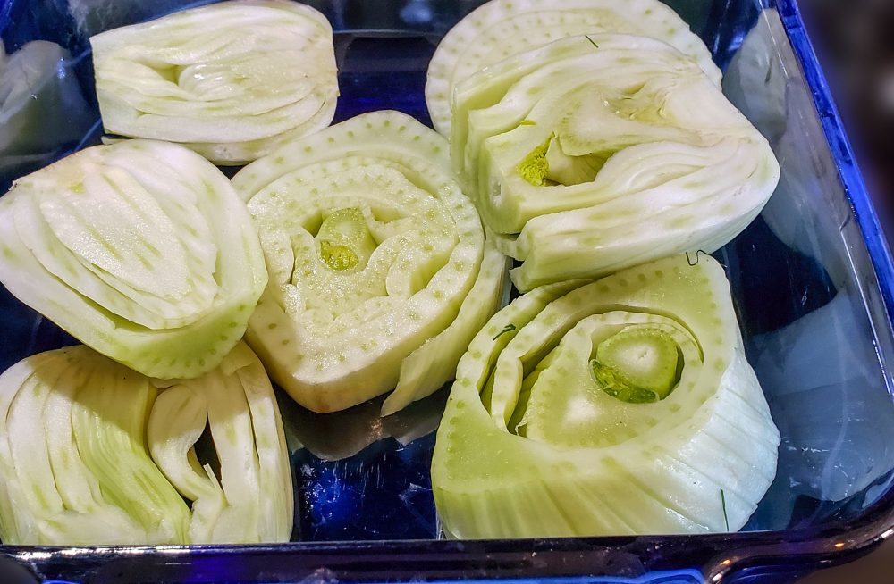 Fennel Slices