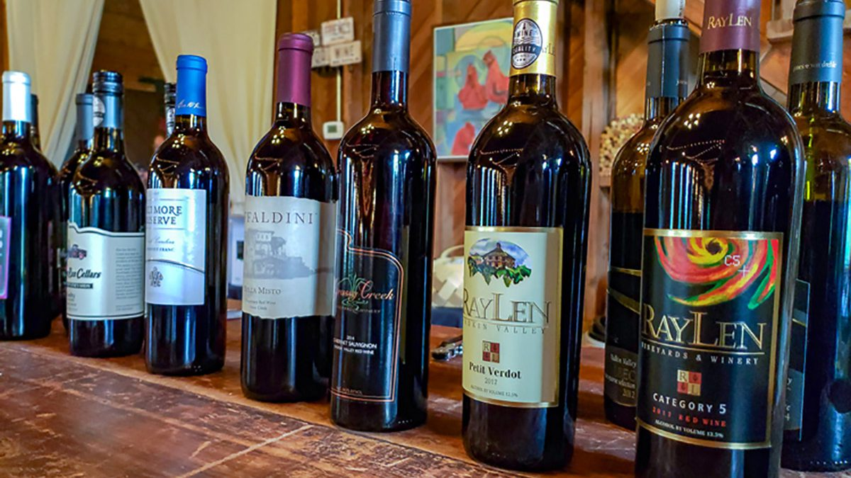 #NCWine Bloggers Summit – Recap