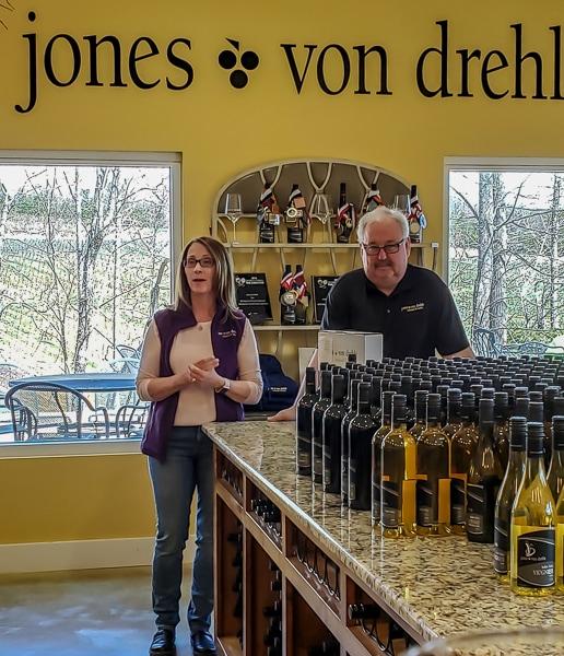 Jones von Drehle Owner Diana