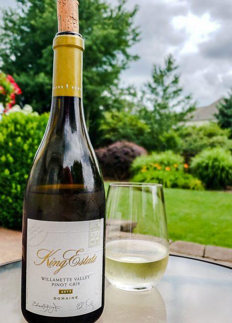 King Estate Willamette Valley Pinot Gris