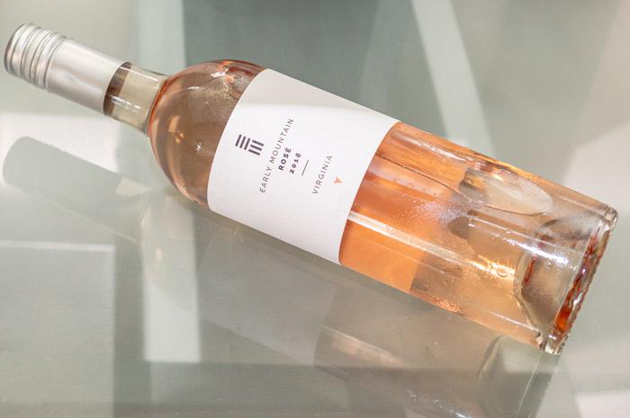 Early Mountain Rose Bottle