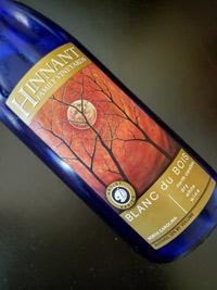Hinnat Vineyards Blanc de Bois