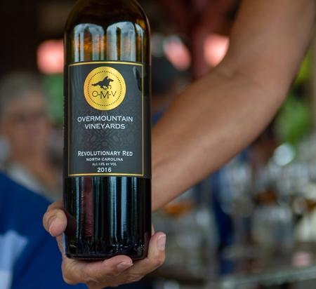 Overmountain Revolutionary Red Wine