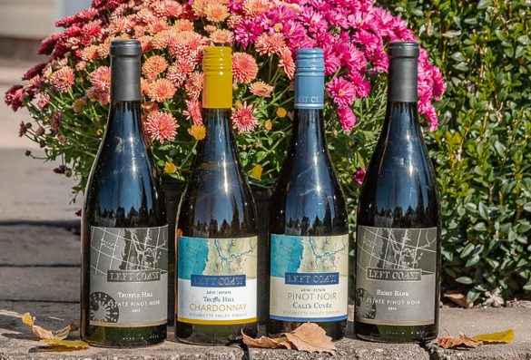Left Coast Cellars Wines