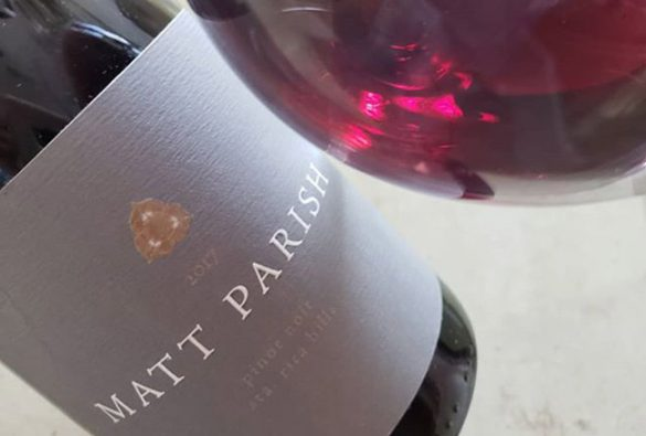 Matt Parish Pinot Noir 2017