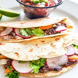 Meatless Taco