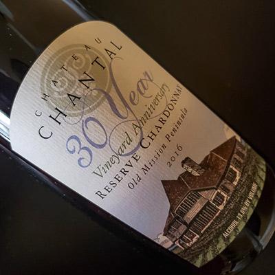 Chateau Chantal Reserve Chardonnay