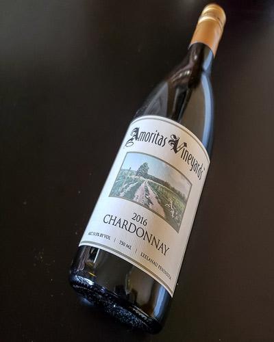 Amoritas Vineyards Chardonnay