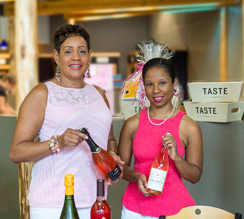 Food & Wine Chronicles Think Pink Event