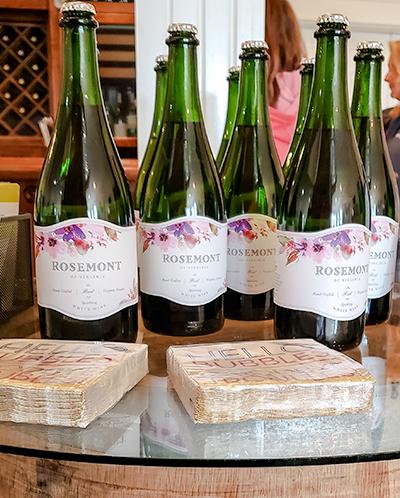 Rosemont Sparkling Wine