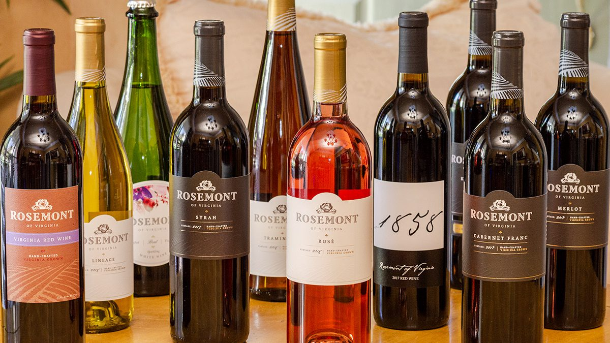 Rosemont of Virginia Vineyards; Why You Can't Overlook This Virginia Winery