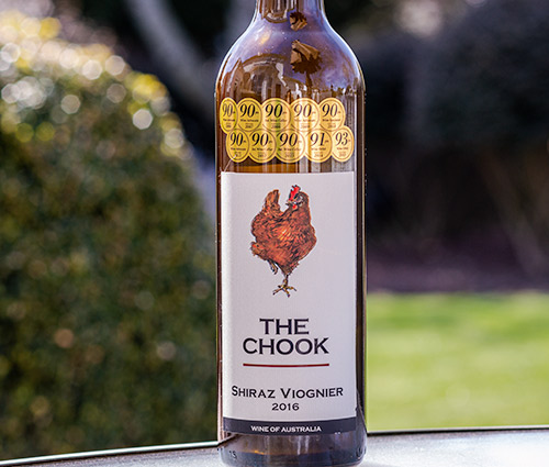 The Chook Shiraz Viognier 2016