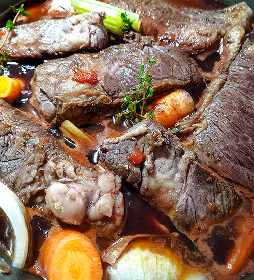 Beef Braised Short Ribs