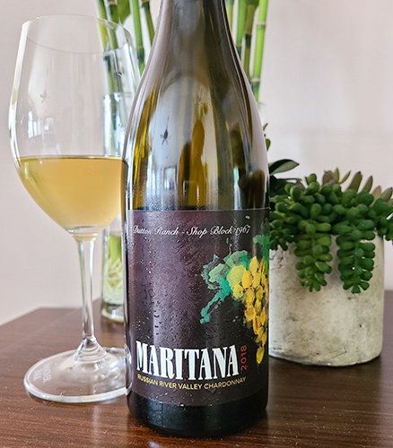maritana chardonnay dutton ranch 2018