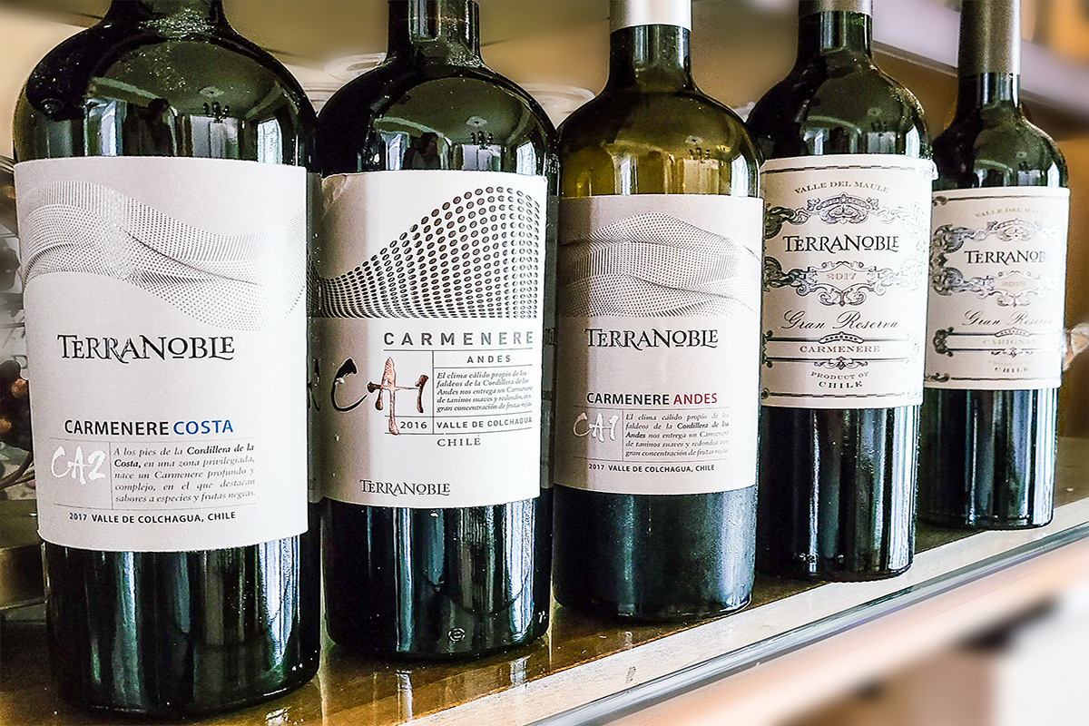 TerraNoble Wines