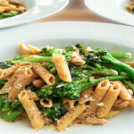 Penne, Broccoli, and Beans