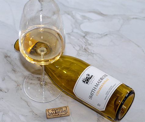 2017 Smith-Madrone Estate Chardonnay